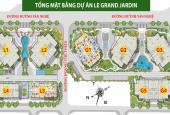 10 suất ngoại giao chung cư Sài Đồng Long Biên, Le Grand Jardin chỉ từ 25 tr/m2. LH: 0373060427