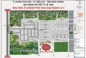 Bán đất nền dự án tại đường ĐT 741, Xã Chánh Phú Hòa, Bến Cát, Bình Dương, DT 80m2, giá 650 tr