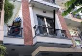 Biệt thự phố HXH Lê Văn Thọ ngay công viên Làng Hoa. DT: 5,5x14m, kết cấu: 1 trệt, 2 lầu, ST