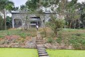 Bán gấp khu biệt thự nghỉ dưỡng 2600m2 có sổ đỏ, tại Hồ Đồng Sương, Lương Sơn, Hòa Bình