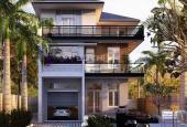 Biệt thự Vinhomes Riverside, Hoa Sữa, kiến trúc đẳng cấp 5* có thang máy. Giá 52 tỷ