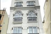 Nhà MT Hoàng Việt, P. 4, Tân Bình, gần CMT8 DT: 5x22m, 5 lầu mới
