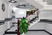 Cần bán căn nhà tâm huyết, thiết kế đẹp, hiện đại, DT: 5x15m, 4PN-4WC, nằm trong KDC hiện hữu, SHR