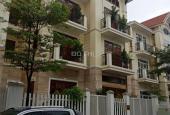 Cho thuê nhà biệt thự Trung Yên, Trung Hòa, Cầu Giấy, Hà Nội. DT 120m2, 5 tầng, MT 5m, giá 50 tr/th