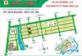 Bán lô đất DT 7x20m khu dân cư Nam Long, Phước Long B, quận 9, sổ đỏ