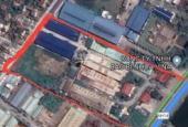 Bán kho, nhà xưởng tại Quốc Lộ 5 cũ, xã Lai Cách, Cẩm Giàng, Hải Dương, dt 28000m2 giá 2.5 tr/m2