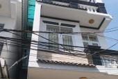 Cần bán nhà 3 tầng mặt tiền hẻm 98 Dương Cát Lợi, Nhà Bè, DT 5x11m, giá 4,3 tỷ