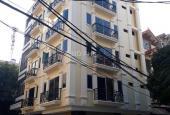 Bán nhà khu phân lô Liên Cơ, Nguyễn Cơ Thạch, Nam Từ Liêm 50m2*7 tầng thang máy. Ôtô 9 chỗ vào nhà