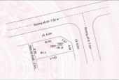 Bán cặp nền góc trục chính dự án khu dân cư trung tâm hành chính Vĩnh Thạnh