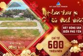 Chỉ từ 600tr sở hữu đất nền đô thị biển Phú Yên - Sổ đỏ trao tay tặng ngay vàng 9999