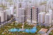 Bán gấp căn 71m2 view hồ điêu hòa chung cư 7A Lê Đức Thọ sổ đỏ chính chủ, giá chỉ 1,7 tỷ