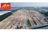 Dự án KDC Nam Tân Uyên quy mô 52 ha, đầy đủ tiện ích, vị trí thuận lợi giá gốc ĐT 570tr nhận nền