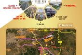 Bán đất nền dự án tại dự án Phú Mỹ Gold City, Phú Mỹ, Bà Rịa Vũng Tàu, diện tích 100m2, giá 8 tr/m2