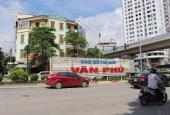 Bán căn góc duy nhất KĐT Văn Phú, mặt tiền 17m, 3 mặt thoáng kinh doanh cực đỉnh, Lh: 0911030262