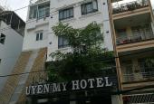 Bán nhà MT đường Nguyễn Trãi, P.Bến Thành, Q.1, DT: 4x20m, giá: 75 tỷ, trệt + 7 lầu
