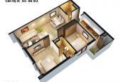 Chính chủ cần bán nhanh căn hộ 2PN chung cư The One Gamuda. Giá 1,499 tỷ, LH: 0946675987