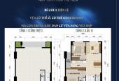 Căn shophouse 1 trệt + 1 lầu, tầng trệt kinh doanh buôn bán, bàn giao hoàn thiện, tháng 9 nhận nhà