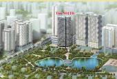 Bán chung cư N01T8 Ngoại Giao Đoàn 93,3m2 đến 136,6m2 tầng đẹp, view hồ từ 32 tr/m2, LH 0983638558