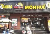 Cho thuê cửa hàng riêng biệt mặt phố Đào Tấn, DT 40m2, MT 8m, giá 20 triệu/tháng