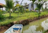 Bán nhà vườn sinh thái 1.6 ha thị trấn Hậu Nghĩa - Đức Hòa - Long An
