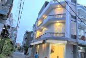 Bán nhà đẹp 3 lầu đúc góc 2 mặt tiền hẻm 6m 67 Đào Tông Nguyên, huyện Nhà Bè
