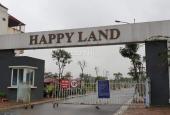 Bán suất ngoại giao liền kề Happy Land Đông Anh, đã sổ riêng từng nền. Lh 0904 529 268