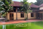 Siêu phẩm nghỉ dưỡng sẵn khuôn viên biệt thự siêu đẹp diện tích 4.000m2 tại Thạch Thất, Hà Nội