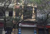 Bán nhà 5 tầng mặt phố Trần Quang Diệu, Đống Đa, 42m2, 9.7 tỷ
