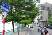 Bán đất xây khách sạn mặt phố Nguyễn Đình Thi, quận Tây Hồ, MT 7m, DT 101m2