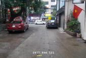 Bán nhà phố Vũ Trọng Phụng, 50m2 * 6 tầng, ô tô vào nhà, 2 mặt ngõ, KD làm VP, LH 0977.998.121