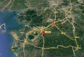 Đất nền TX. Phú Mỹ, BRVT cách sân bay 13km, DT 150-200m2, giá 9 tr/m2. LH 0971010965