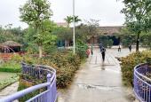 Tiên cảnh giữa Thành Đô Sơn Tây với diện tích 1,2ha, khuôn viên nhà hàng đang kinh doanh phồn thịnh