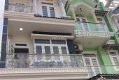 Nhà 1 trệt 3 lầu 110m2 đường Gò Dầu - Tân Kỳ Tân Quý