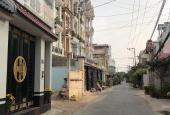 Đất ở đô thị hẻm thông một sẹc nhựa 6m đường Hương Lộ 2, 6x20m, giá 6,8 tỷ