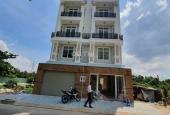 Nhà xây mới 4 lầu (260m2 DTSD) sổ hồng riêng, đường 12m p. 26 sau Vincom Nguyễn Xí - Bình Thạnh