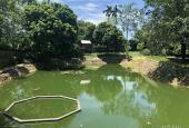 Bán 3000m2 có sẵn khu biệt thự và khuôn viên nhà vườn siêu đẹp tại Ba Vì, giá chỉ nhỉnh 4 tỷ
