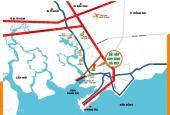 Đất cụm cảng Cái Mép - xung quanh có nhiều khu công nghiệp, nằm gần cảng đá, DT đa dạng: 150m2