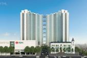Căn hộ 2 PN tòa A dự án Mipec Rubik 360-122 Xuân Thủy, cửa Tây, Ban công Đông View thành phố