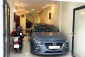 Bán nhà 4 tầng phân lô quân đội phố Tư Đình, ô tô 7 chỗ vào nhà, đường 2 ô tô, DT 50m2, xây đẹp