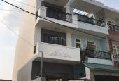 Nhà 1 trệt 3 lầu DT:61m2 hẻm 23 đường 671, Lê Văn Việt. P, Tân Phú.Q9