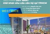 Cơ hội sở hữu căn hộ nội thất cao cấp West Gate, An Gia chỉ với 270tr.