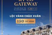 Kỳ Co Gateway mở bán đợt 1, (duy nhất chỉ 300 nền giảm ngay 2%) cam kết mua lại 10%/năm, 0936799711