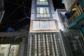 Bán nhà 3 tầng siêu đẹp, nội thất cơ bản, 59 m2 ở quận Bình Thạnh