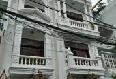 Bán biệt thự cực đẹp mặt tiền đường Long Hưng, P. 7, Q. Tân Bình 8m x 25m vị trí gần Ba Gia