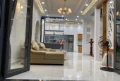 Bán nhà mới xây hẻm 8m Đào Tông Nguyên, Nhà Bè, DT 7x12m, 1 trệt, 3 lầu. Giá 5,6 tỷ