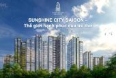 Căn hộ cao cấp Sunshine City Sài Gòn chỉ 3,8 tỷ/2pn view Q1. LH 0909916089