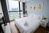 Cho thuê căn hộ 2PN tại Vinhomes Metropolis tòa M2 full nội thất 76m2, giá 22tr/th. LH: 0981265636