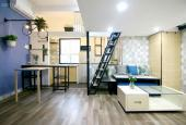 Cho thuê căn hộ mini 24m2 đầy đủ nội thất cao cấp mới tinh tại Kỳ Đồng, Q3, giá 7tr/tháng