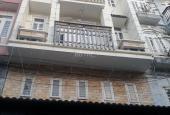 Bán nhà phố phường 14, quận Gò Vấp, DT 5 x 11m, 1 trệt, 4 lầu, nhà mới đẹp giá 6.3 tỷ