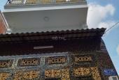 Nhà mới xây 3 lầu ngay sát ngã tư Gò Mây, phường Bình Hưng Hòa, quận Bình Tân